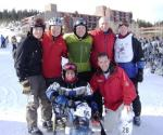 anjali with team at Breck
