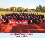 Team USA 2012 Paralympic Track & Field Team